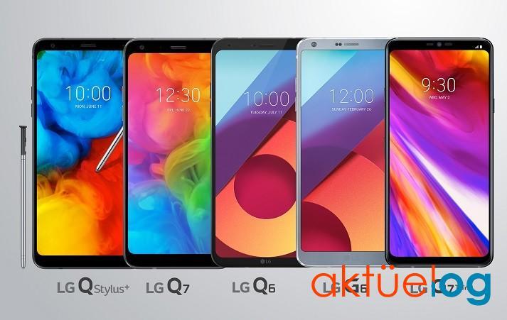 LG G ve Q Serisi ile İlgili Düşüncelerini Yaz Q7 Kazan