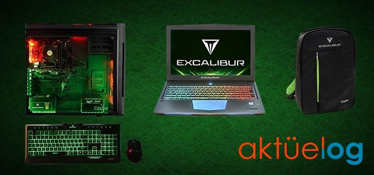 Casper Excalibur Ürünleri n11.com'da Satışta