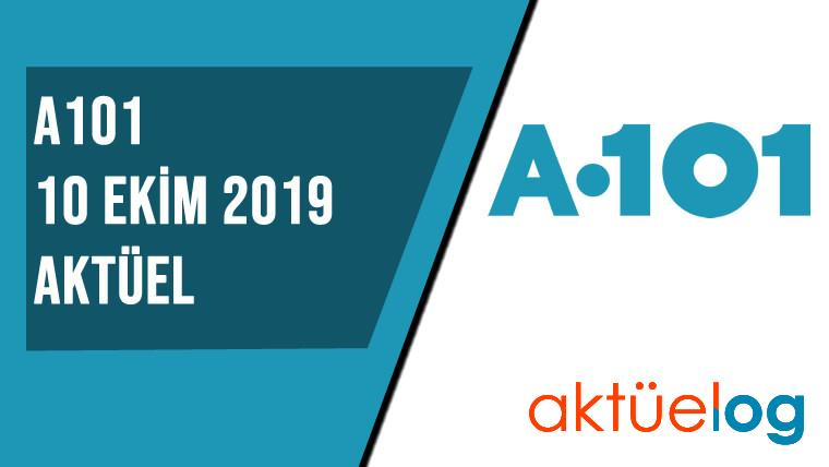 A101 10 Ekim 2019 Aktüel Ürünler Kataloğu (Oyuncu Ekipmanları)