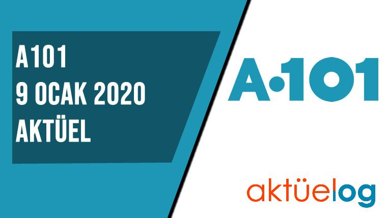 A101 9 Ocak 2020 Aktüel Ürünler Kataloğu