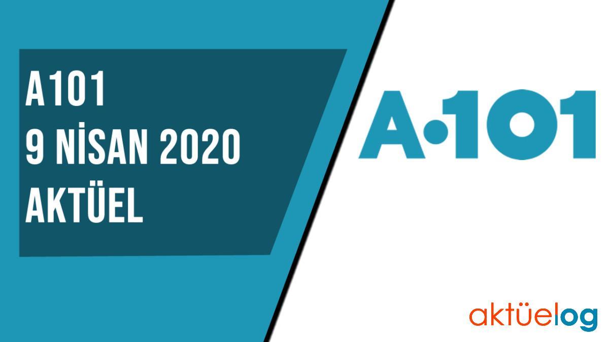 A101 9 Nisan 2020 Aktüel Ürünler Kataloğu