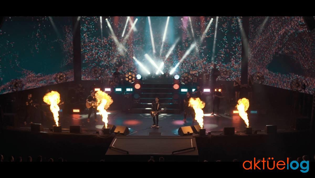 Buray'ın Harbiye Açıkhava Sahnesi Konseri Evinizde!