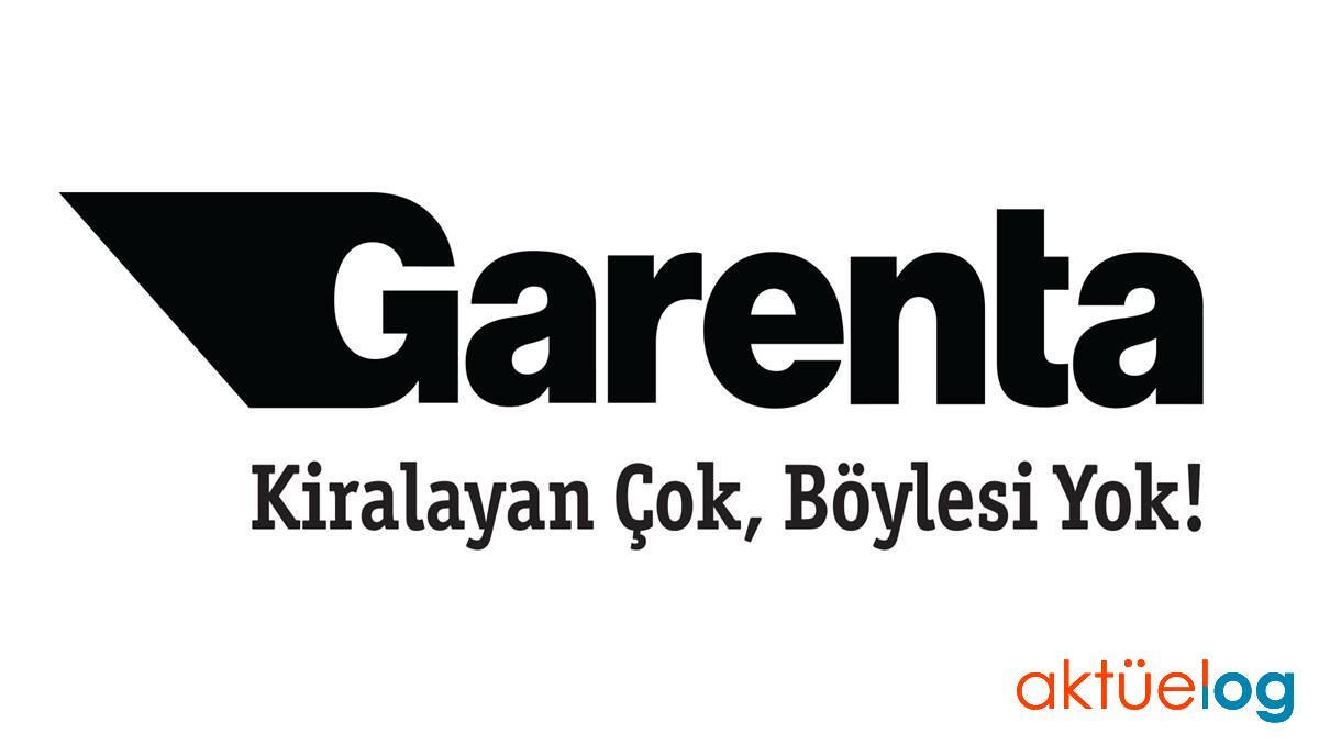 Garenta'dan Sağlık Çalışanlarına Yüzde 60 İndirim
