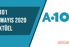 A101 7 Mayıs 2020 Aktüel Ürünler Kataloğu