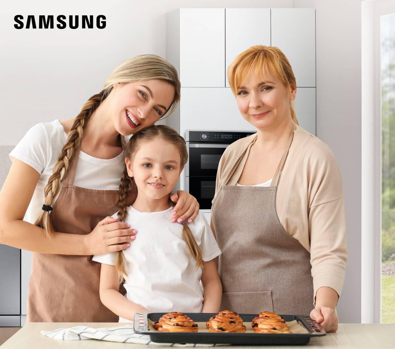 Samsung Marka Fırınlarda Yüzde 15 İndirim Sizleri Bekliyor