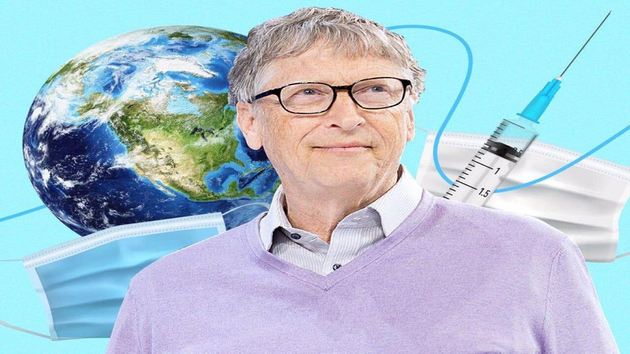 Bill Gates'ten Virüs Aşısı Açıklaması