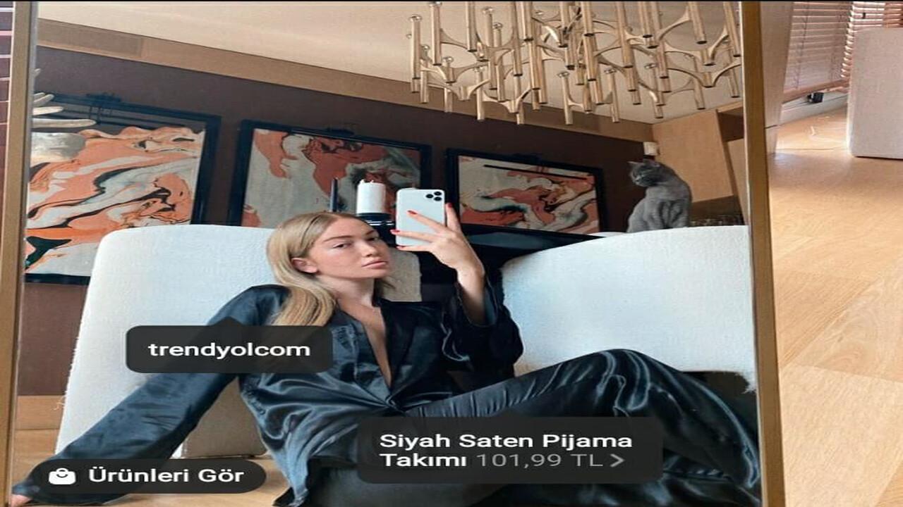 Trendyol, Danla Bilic İş Birliğinde Türkiye'yi İlk Kez Fenomen Kanalında Yapılan Instagram Shopping ile Tanıştırdı