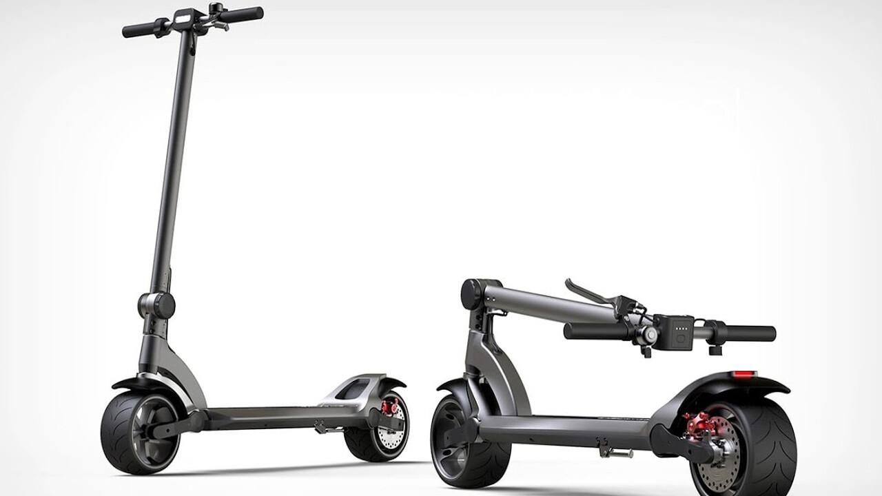 Yeni Yol Arkadaşınız: Mobile Urban Elektrikli Scooter
