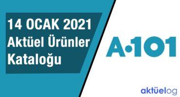 A101 14 Ocak 2021 Aktüel Ürünler Kataloğu