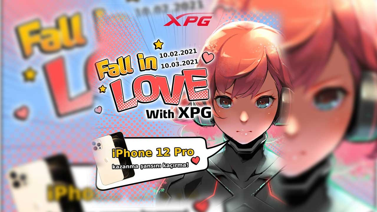 XPG'den Oyuncuları Âşık Edecek Kampanya