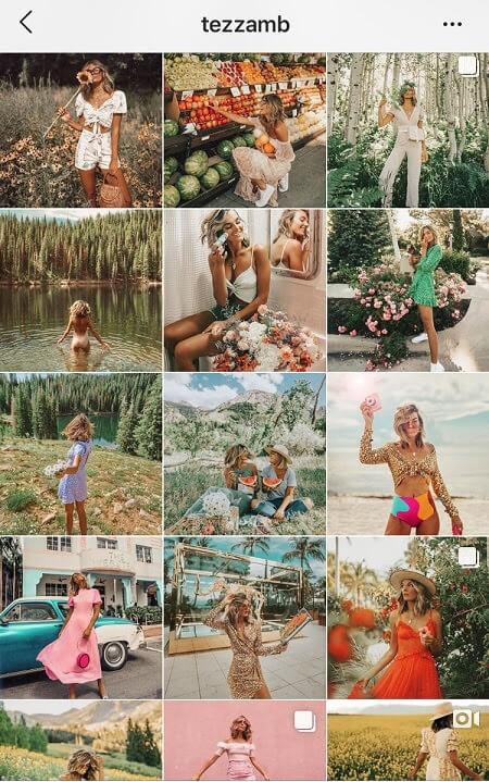 45 En İyi Instagram Tema Fikirleri ve Instagram Temaları Nasıl Oluşturulur?